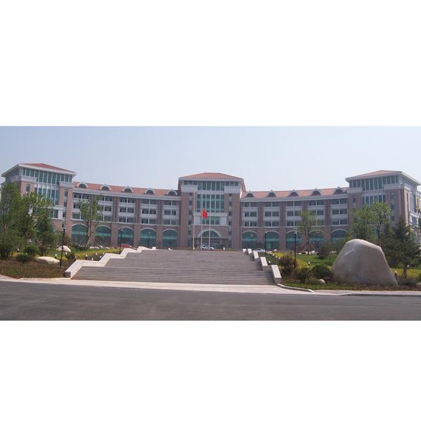 中国海洋大学崂山校区行政办公楼工程